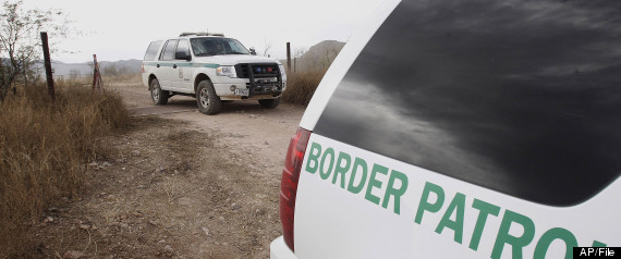 Uno de los elementos de la reforma es el fortalecimiento de la seguridad fronteriza.Fuente: The Huffington Post