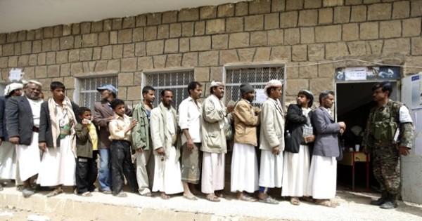 Las elecciones en Yemen se llevaron a cabo el 21 de febrero de 2012Fuente: The Washington Post